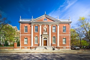 Image of American Philosophical Society in Philadelphia, PA