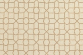 Image of Mosaico #21439 carpet in White/Beige