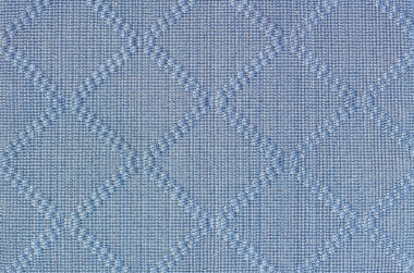 Image of Stria Diamond #21605 Carpet in 3 blue colors