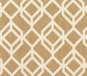 Image of Facet #21934 Carpet in White on Natural