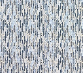 Image of the Homespun #21950 Carpet in various blues and white