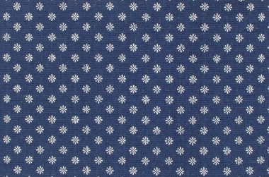 Image of  #Nova #2377 Carpet in White on Blue