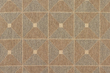 Image of Tux #31704 carpet in camel, med taupe and Norwegian gray