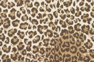 Image of Leopard #3261 carpet in Brown, Natural and White