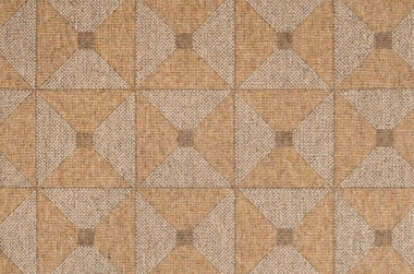 Image of Tux #31562 Carpet in natural, med taupe and ecru