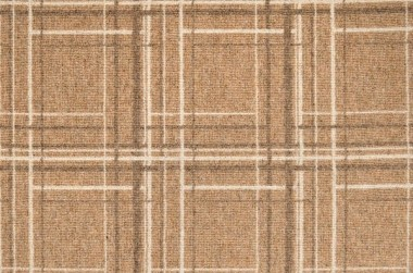 Image of Urban Plaid #31582 Carpet in natural, med taupe and ecru