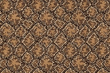 Image of Venom #3941 Carpet in cocoa, brown and beige
